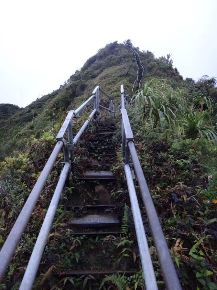 Stairway to Heaven Trail