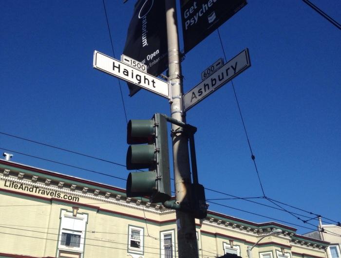 Haight-Ashbury Intersection