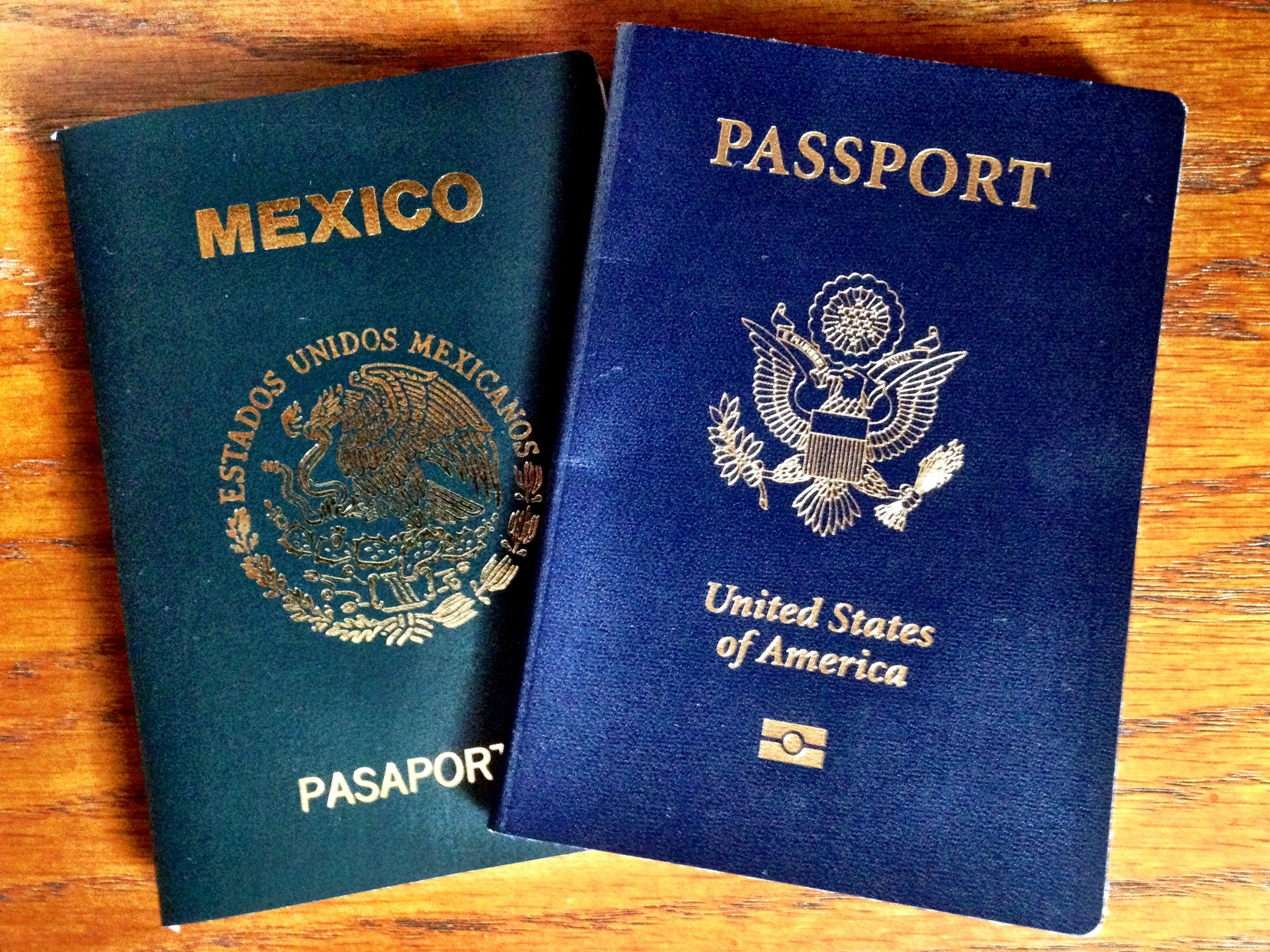 How to get a mexican passport in los angeles